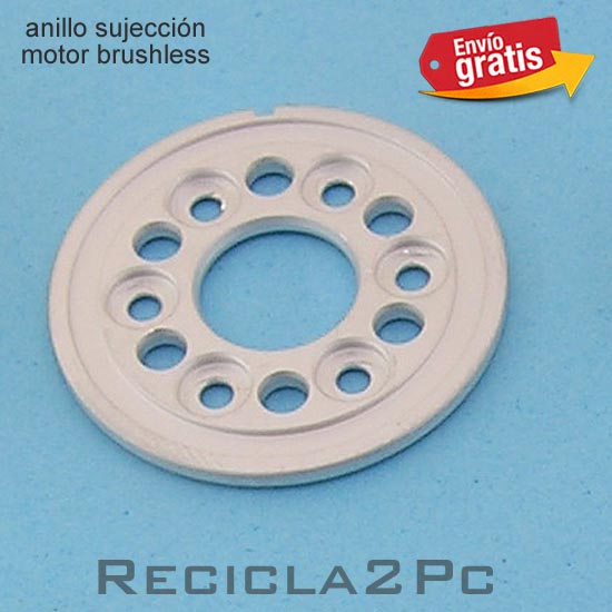 ANILLO SUJECCION MOTOR BRUSHLESS HD-02