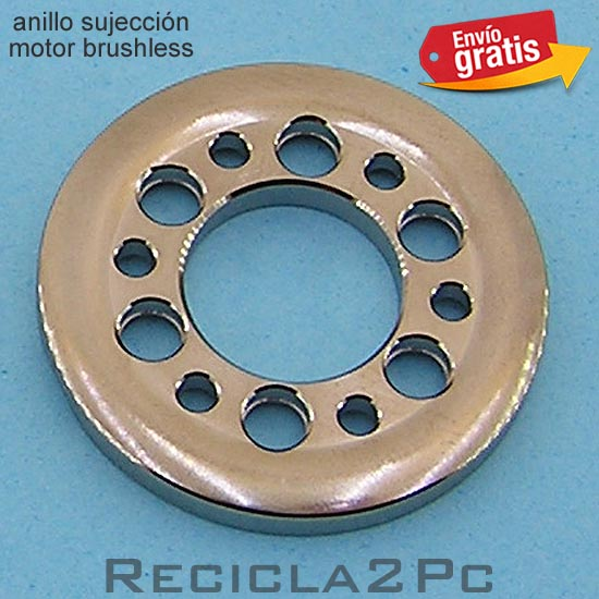 ANILLO SUJECCION MOTOR BRUSHLESS HD-05