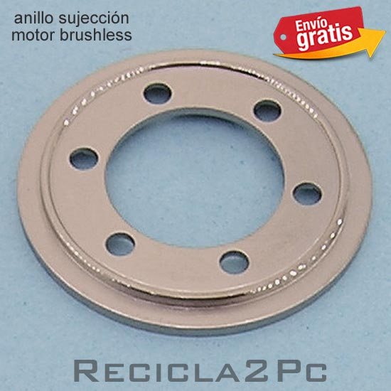 ANILLO SUJECCION MOTOR BRUSHLESS HD-06