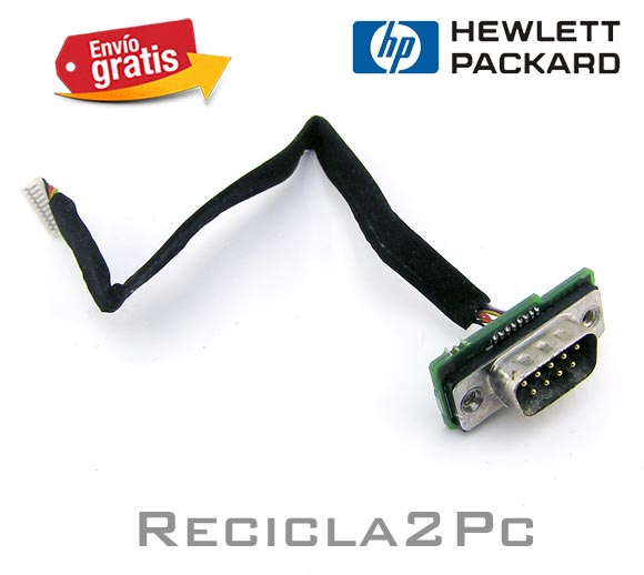 CABLE CONECTOR PUERTO SERIE PORTATIL HP