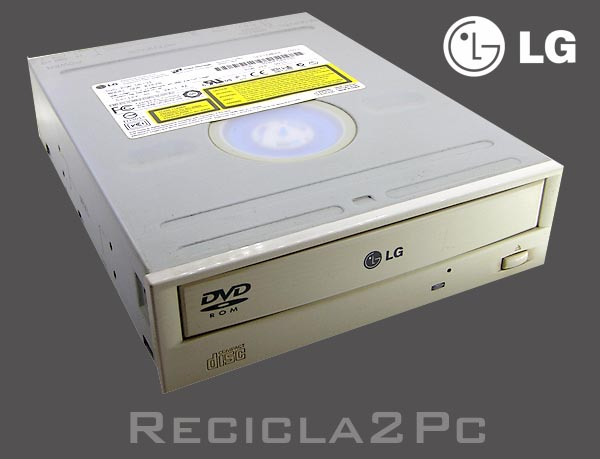 LECTOR DVD ROM IDE MARCA LG