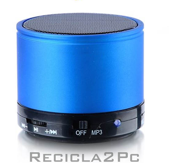 REPRODUCTOR MUSICA MP3 BLUETOOTH