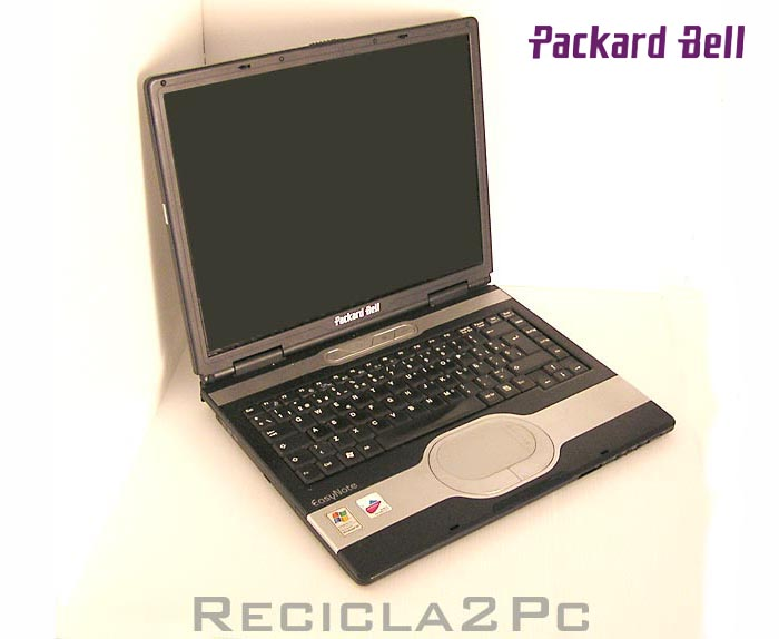 ORDENADOR PORTATIL PACKARD BELL EASY NOTE UNI-JUP