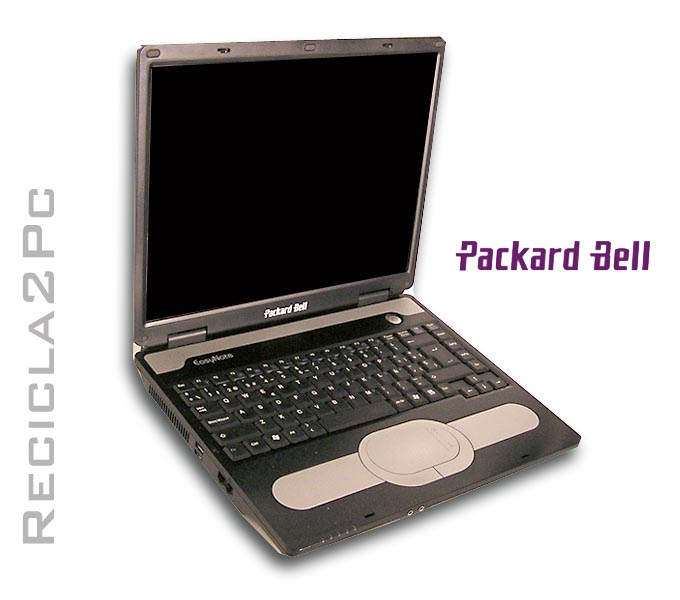 ORDENADOR PORTATIL PACKARD BELL EASY NOTE MIT-COU-A