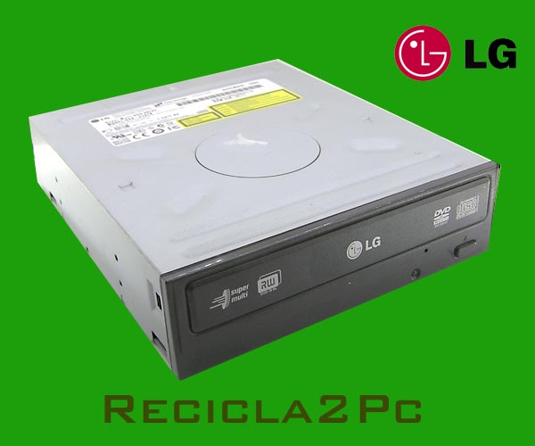 REGRABADORA DVD CD SUPER MULTI LG
