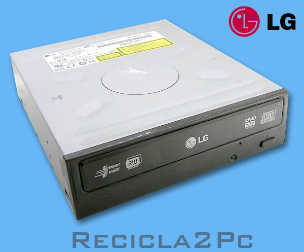 REGRABADORA DVD CD SUPER MULTI LG-1