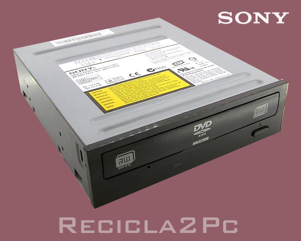 REGRABADORA DVD CD SUPER MULTI SONY2