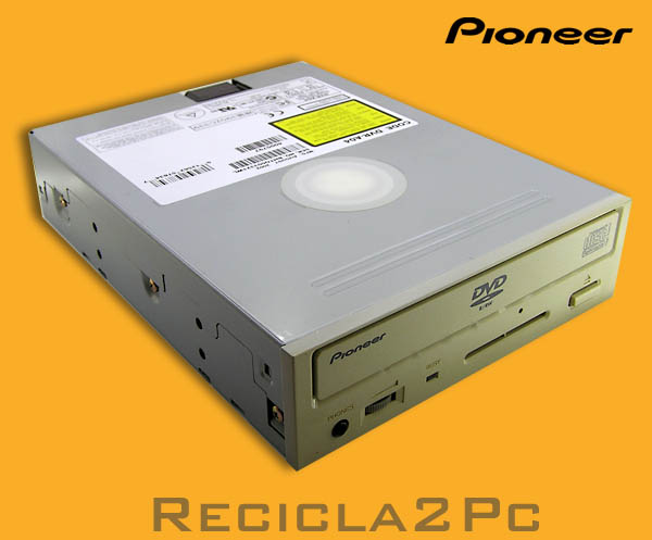 REGRABADORA DVD CD MARCA PIONEER